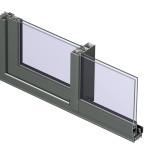 Система раздвижных дверей REYNAERS CP45Pa